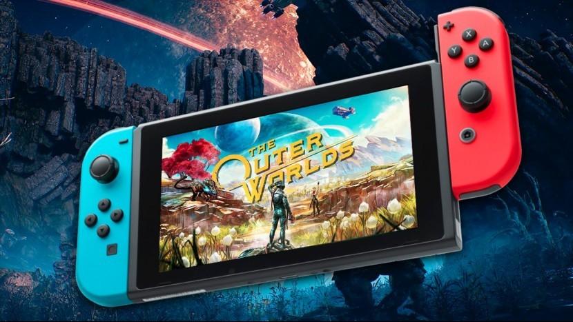 Выпуск The Outer Worlds на Switch задерживается из-за вспышки коронавируса