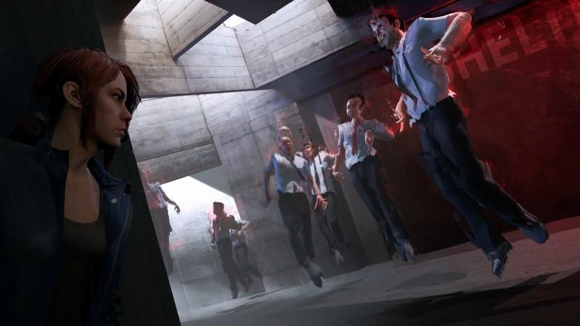 Для Control скоро выйдет сюжетное дополнение The Foundation
