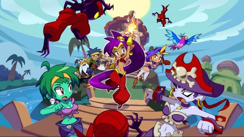 На Xbox Live Gold доступны Shantae: Half-Genie Hero и Batman: The Enemy Within