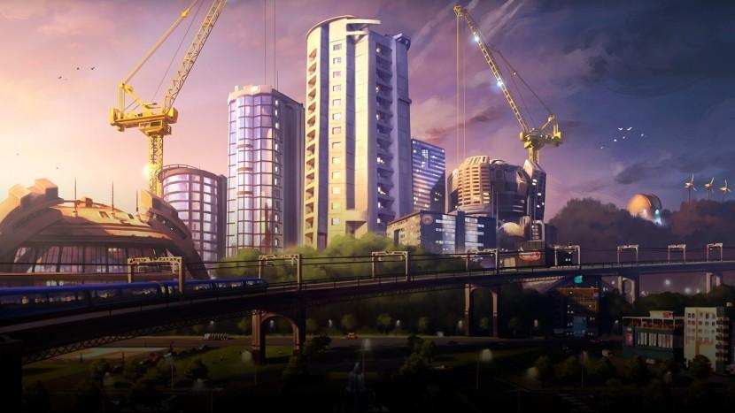 В Steam можно бесплатно скачать Cities: Skylines