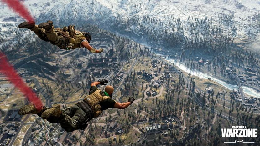Появилась информация, как можно скачать Call of Duty: Warzone