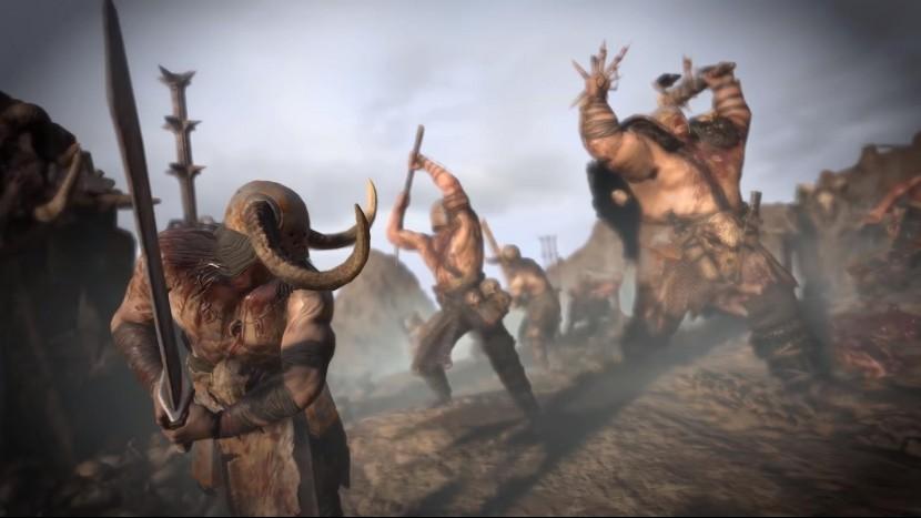 Семейство каннибалов в Diablo 4 состоит из четырех различных типов врагов