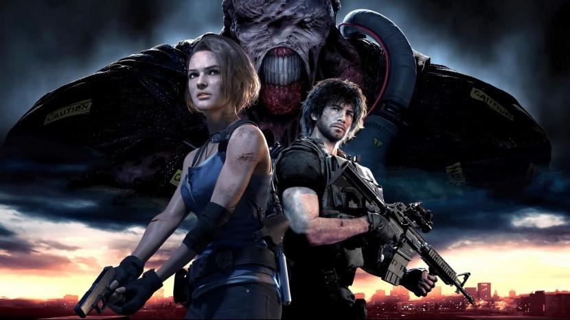Стало известно, сколько времени займет полное прохождение Resident Evil 3 Remake