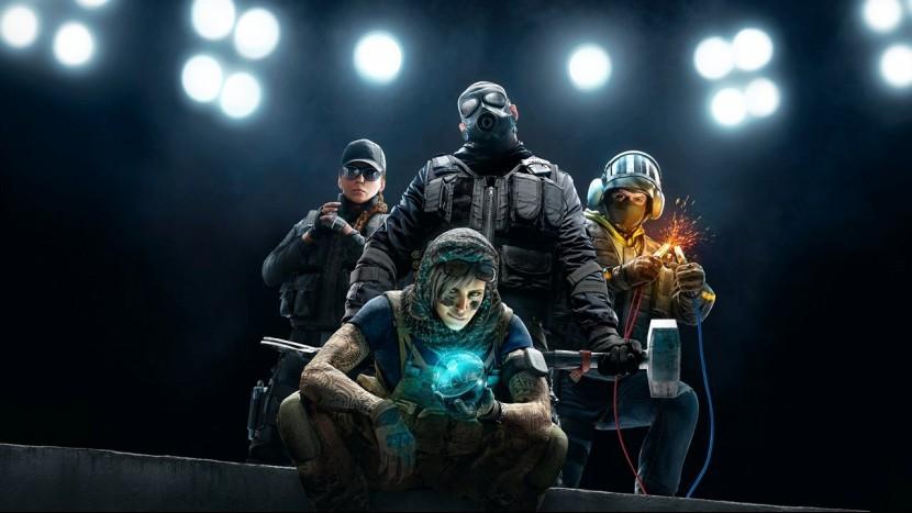Rainbow Six Siege появится на PS5 и Xbox Series X на старте с мультиплеером Cross-Gen