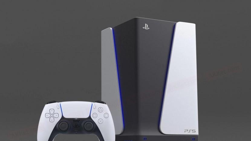 Новые подробности контроллера DualSense для PlayStation 5