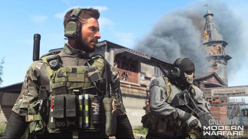 Геймеры на PS4 получат эксклюзивный контент Call of Duty: Modern Warfare 3 сезона
