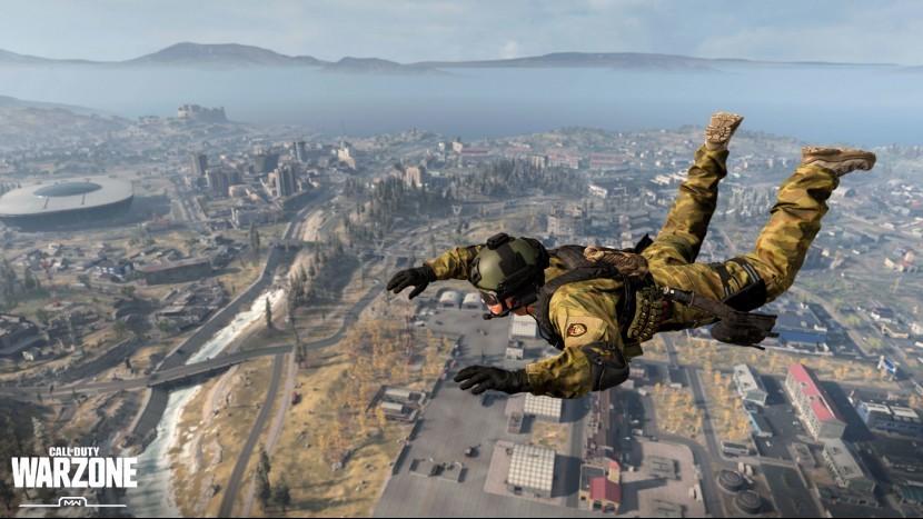 Разработчики внесли изменения в баланс Call of Duty: Warzone