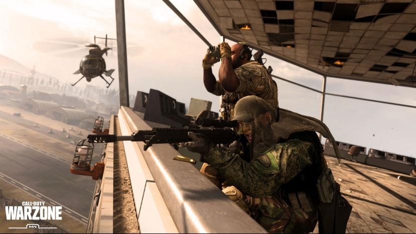 В Call of Duty: Warzone всерьез взялись за читеров