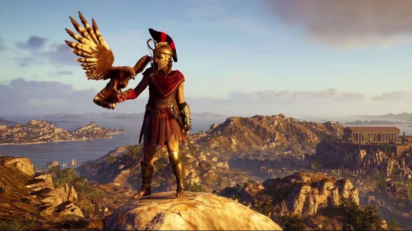 Сезонный абонемент Assassin's Creed Odyssey продается со скидкой 50%