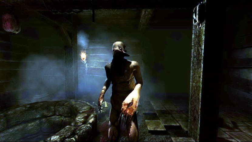 Amnesia: The Dark Descent и Crashlands можно скачать бесплатно с 30 апреля