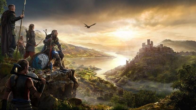 Первые подробности новой Assassin's Creed: Valhalla