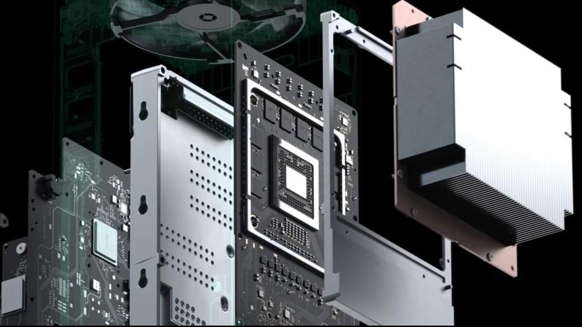 Xbox Series X будет экономить место на SSD