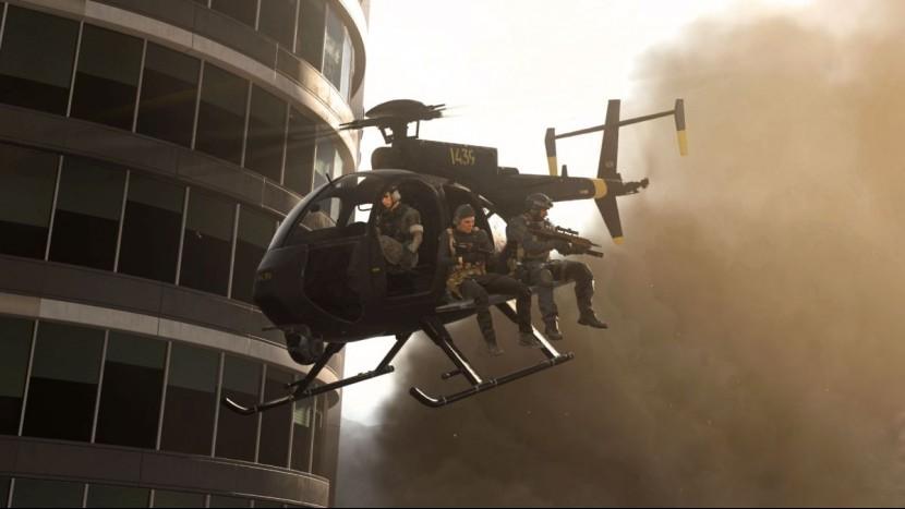 Новое обновление Call of Duty: Warzone отключит вертолеты