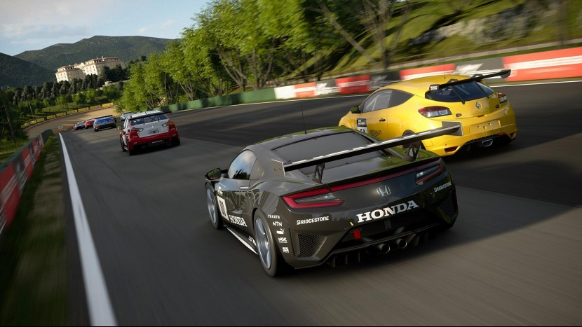 Gran Turismo 7 выйдет эксклюзивно для PlayStation 5