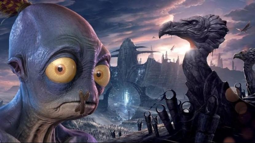 Вышел новый трейлер игры Oddworld: Soulstorm