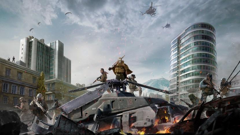 Игроки нашли секретную ядерную ракету в бункере Call of Duty: Warzone