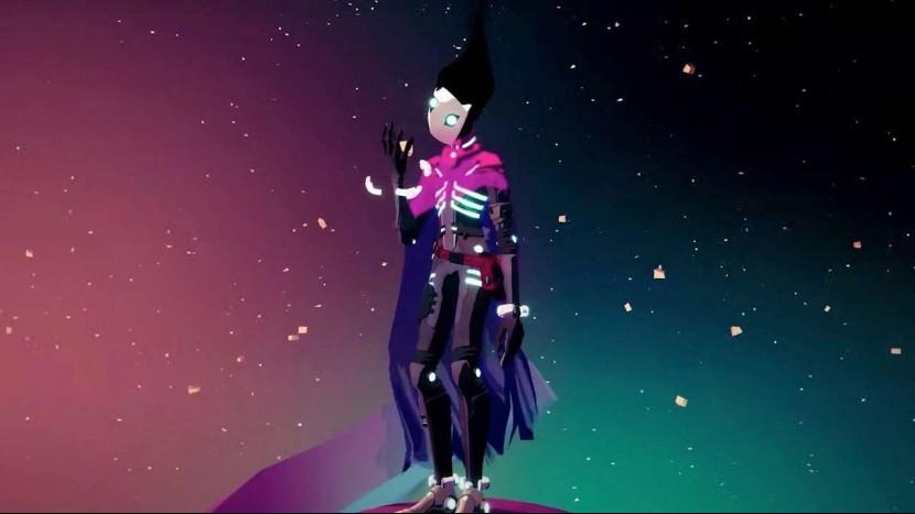 Игра Solar Ash была представлена во время показа PS5