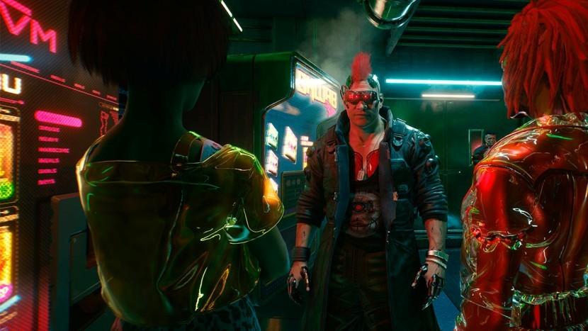 Возможность бегать по стенам не войдет в релиз Cyberpunk 2077