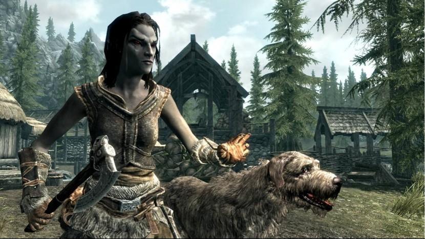 Новая распродажа игр для Switch в Eshop приносит большие скидки на Skyrim и Doom