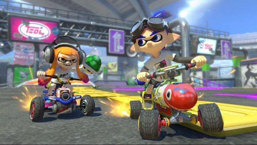 Nintendo разыграет 2500 золотых очков My Nintendo в августовских турнирах Arms и Mario Kart 8