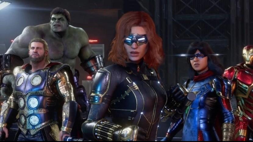 Подробности коллекционного издания Marvel's Avengers