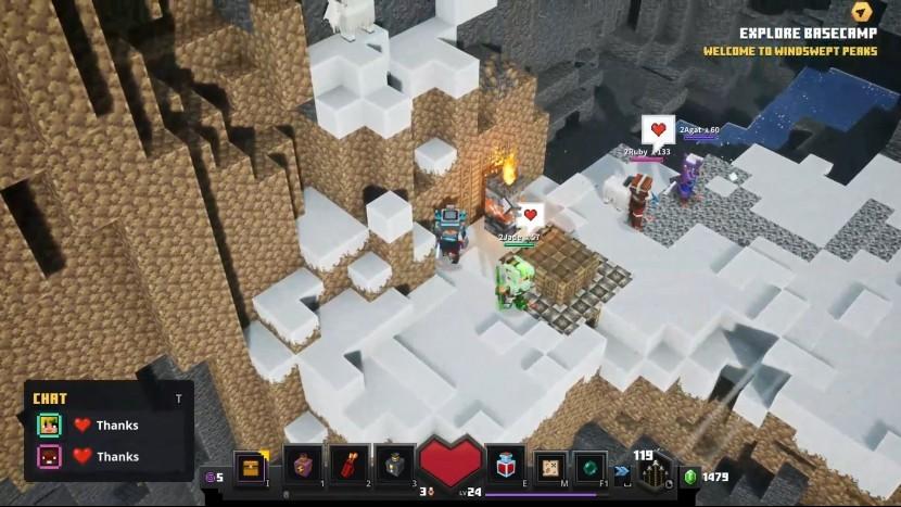 На Minecraft Live 2020 анонсировали обновление пещер в игре