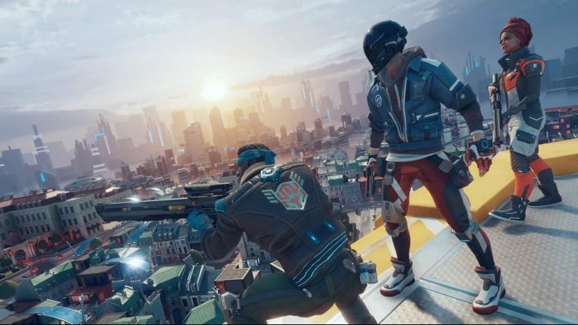 Ubisoft отправили игру Hyper Scape на «капитальный ремонт»