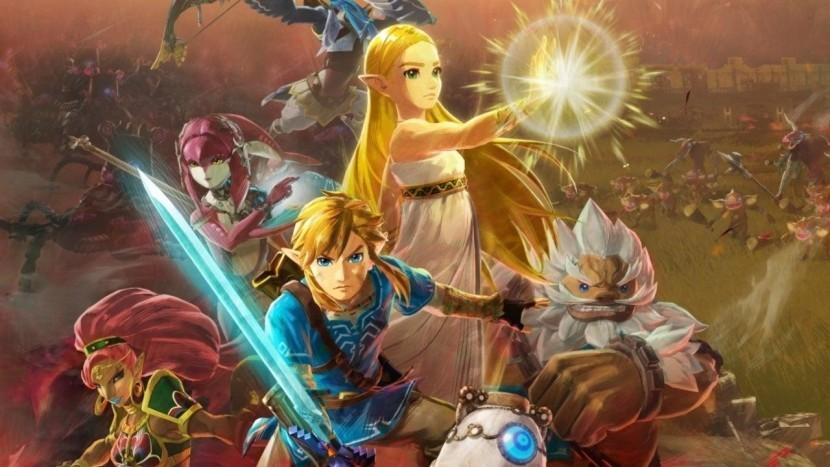 Подробности предварительного заказа Hyrule Warriors: Age of Calamity