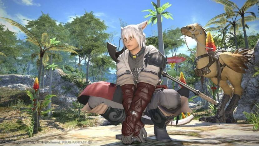 Обновление 5.4 для Final Fantasy 14 выйдет в декабре
