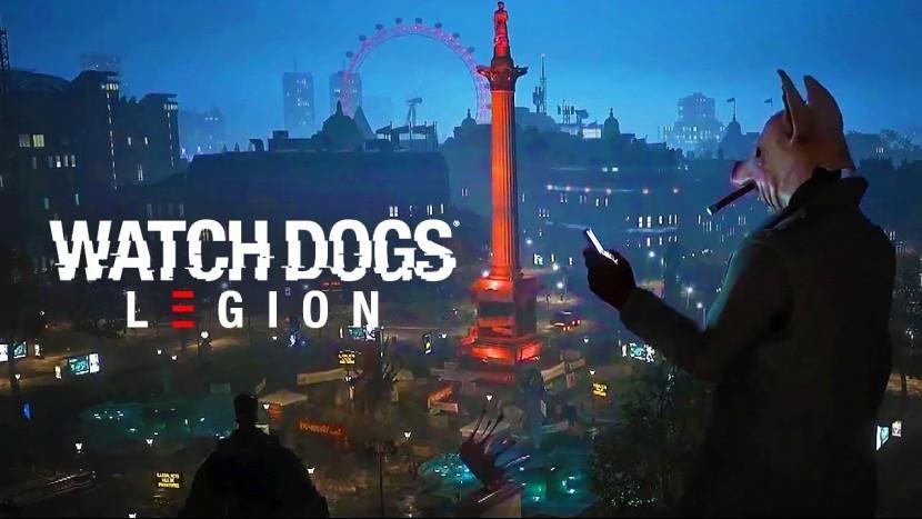 Стали известны системные требования Watch Dogs: Legion «на максималках»
