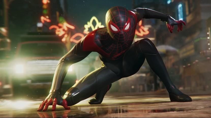 Разработчики опубликовали тизер предстоящей игры Spider-Man: Miles Morales