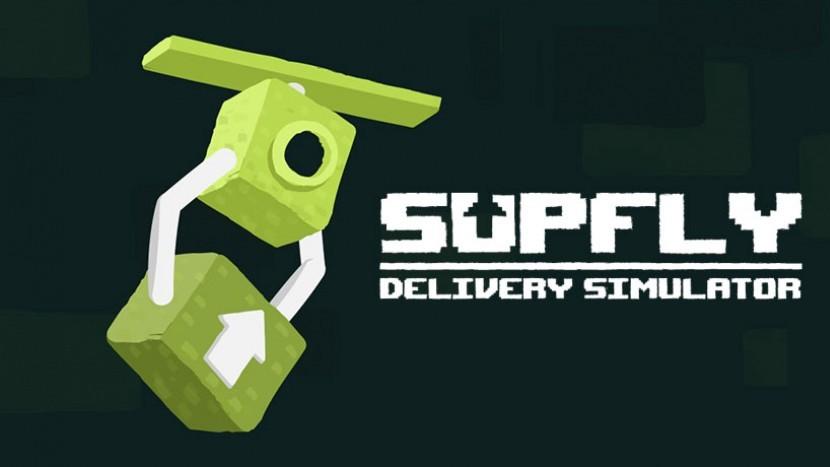 Состоялся релиз симулятора курьера Supfly Delivery Simulator