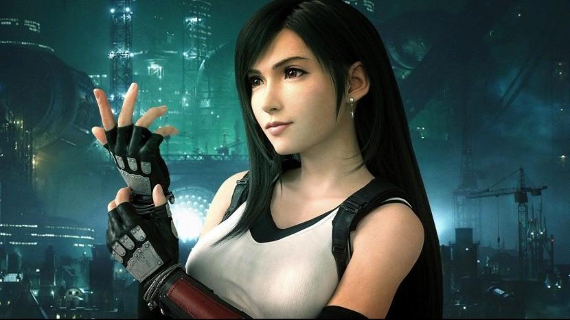 Вышел первый патч для Final Fantasy VII Remake