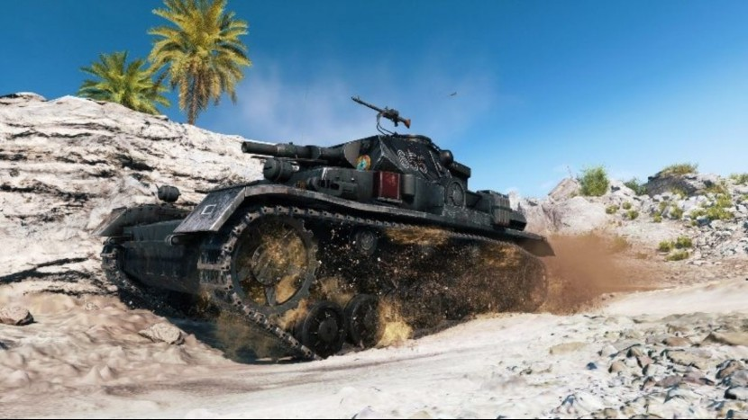 Для Battlefield V вышло бесплатное DLC в честь Хэллоуина