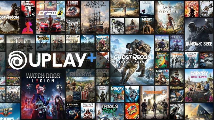 Ubisoft переименовали службу подписки Uplay на Ubisoft +