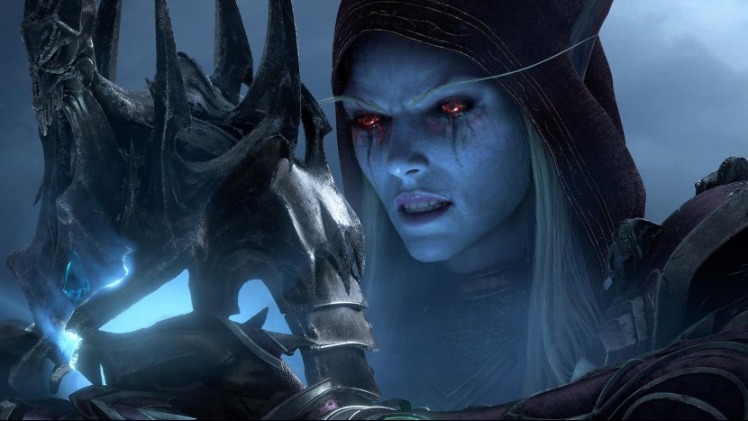 World of Warcraft: Shadowlands выйдет 23 ноября 2020