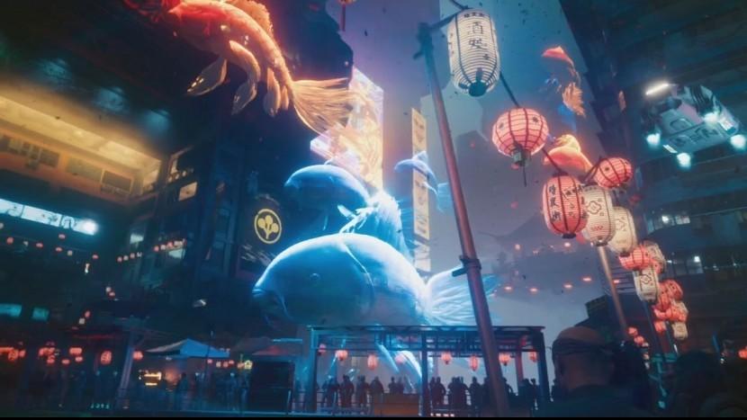 Фанаты сделали интерактивную карту Ночного города Cyberpunk 2077