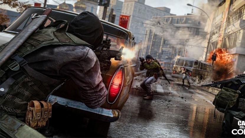 Вышло обновление для Call of Duty: Black Ops Cold War Season 1