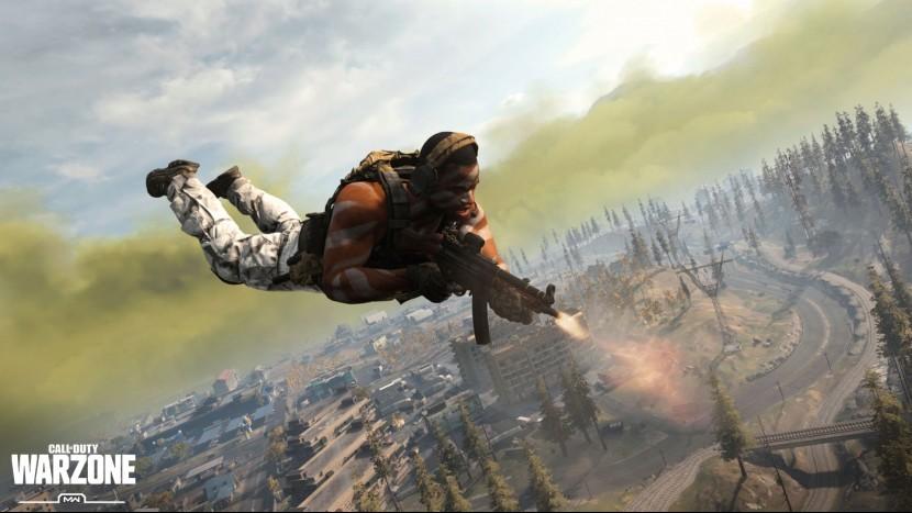 Игроки Call of Duty: Warzone потеряли свои жетоны опыта