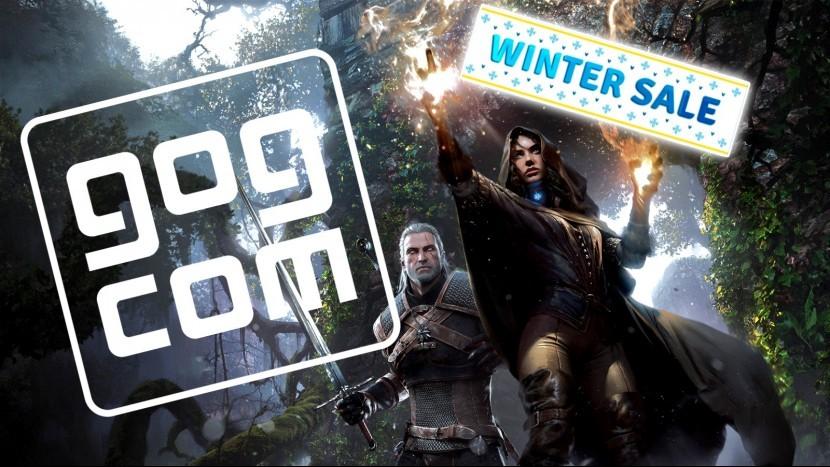 На GOG стартовала зимняя распродажа 2020