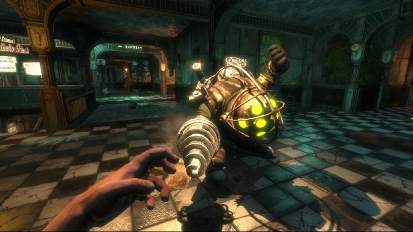 Новая игра в серии BioShock может стать с открытым миром