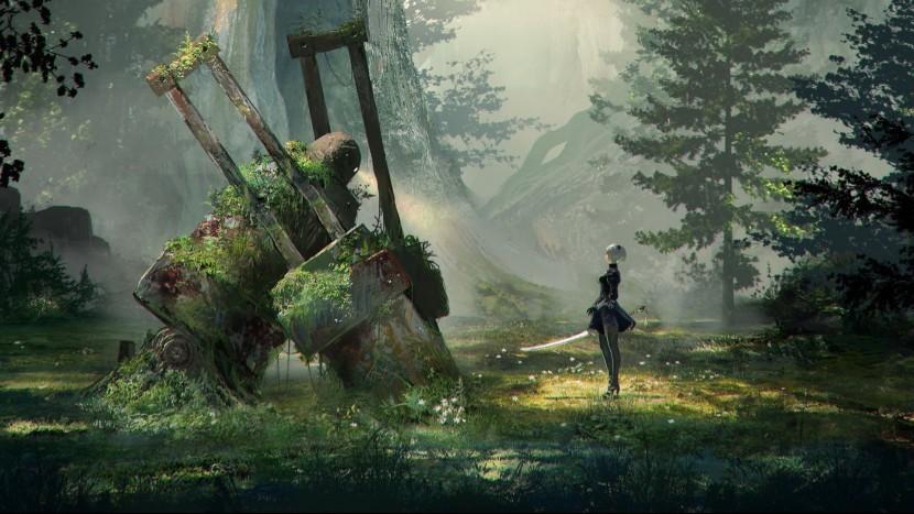 Steam-версия Nier: Automata получит обновление