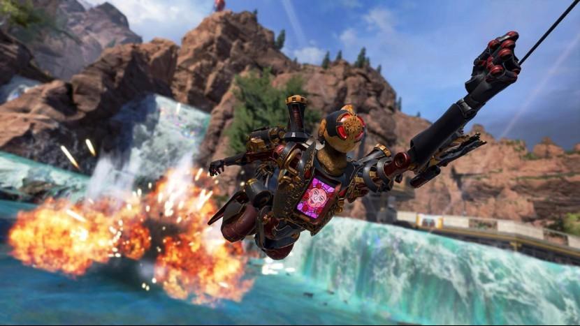 Разработчики намекнули на нового персонажа в 9 сезоне Apex Legends