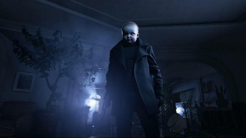 Мод для Resident Evil: Village подарил Крису Редфилду детскую голову