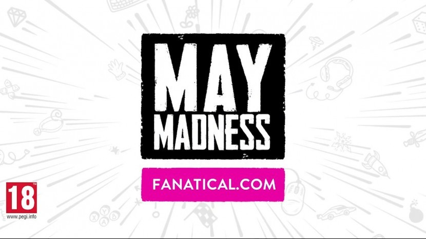 Стартовала распродажа игр Fanatical May Madness 2021