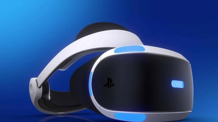 Гарнитура PlayStation 5 VR может работать в разрешении 4K и включать тактильную чувствительность