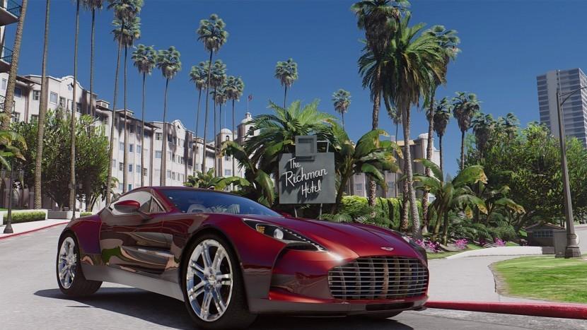 Моддеры добились «фотореализма» в GTA 5 благодаря машинному обучению Intel