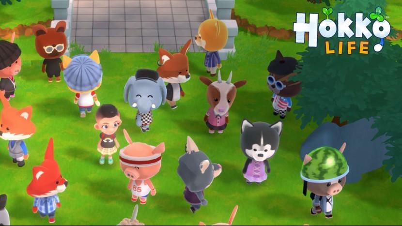 Hokko Life выйдет в ранний доступ Steam в следующем месяце