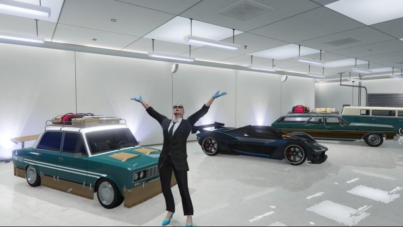 В GTA Online можно получить повышенные бонусы за задания с автомобилями