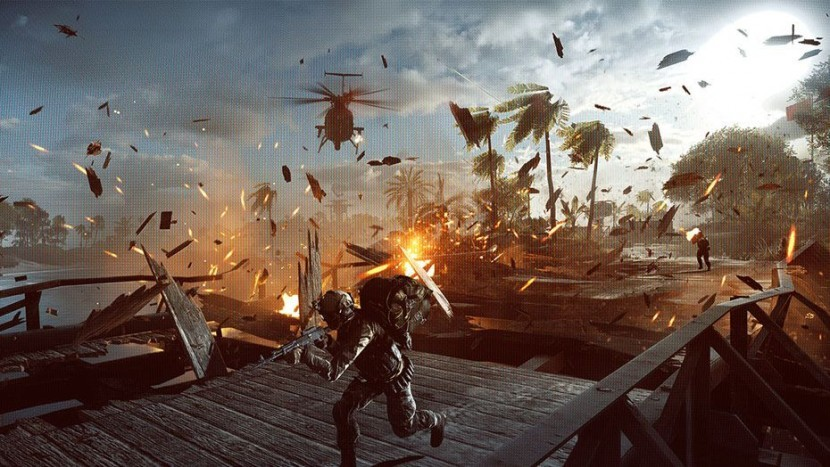 Battlefield 4 бесплатна для подписчиков Amazon Prime в преддверии Prime Day 2021